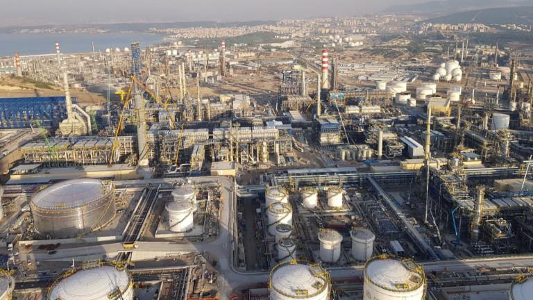 Първата нова нефтена рафинерия в Турция за последните 30 години