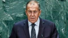 Лавров иска мирно разрешение на кризата в залива
