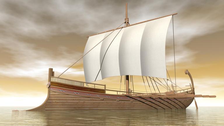 Археолози вярват, че са открили най-стария непокътнат кораб в света