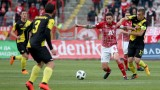 ЦСКА завърши сезона с победа срещу своя кошмар, но титлата остана мираж