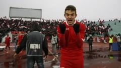 Буш направи най-силния си сезон с екипа на ЦСКА, вкара два гола на Левски (ВИДЕО)