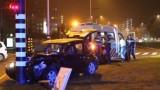 Серхио Агуеро за инцидента: Шофьорът не видя завоя и колата поднесе