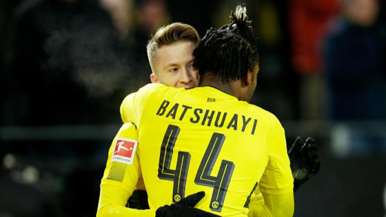 Марко Ройс иска Батшуай за постоянно в Борусия (Дортмунд)
