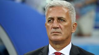 Владимир Петкович: Постигнахме целта си, не коментирам следващия ни съперник, има време до мача