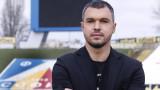 Валери Божинов: Левски трябва да докара още българи, не съм дошъл да отбивам номера