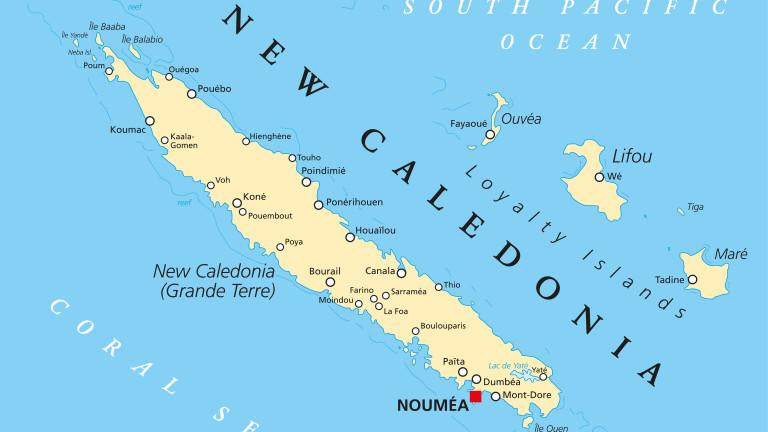 Нова Каледония гласува на референдум за независимост от Франция