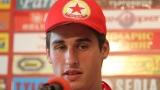 Филипе Машадо в последното си интервю за ТОПСПОРТ: Може би един ден ще се върна в ЦСКА...