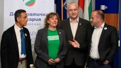"Радан Кънев оглави евролистата на ""Демократична България"""