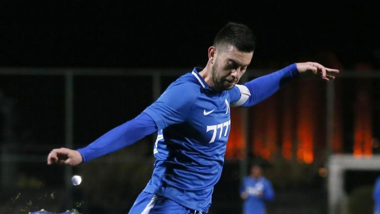 Станислав Костов игра 12 минути при загуба на Олимпиакос