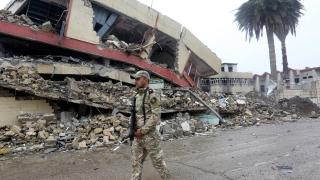 81 жертви след ракетно нападение на училище в Мосул