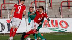 Ботев (Ихтиман) - ЦСКА 0:5, гол на Ахмедов