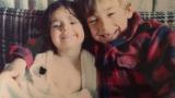 Нина Добрев показа детска снимка с брат си