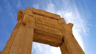 Как изглеждаше Палмира преди войната в Сирия?