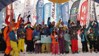 Рекорден брой сноубордисти превзеха Витоша