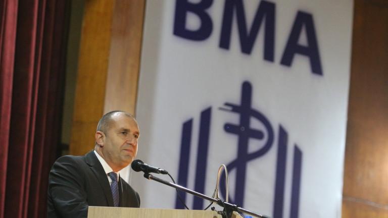 Снимка: ВМА доказва, че и в неуредици здравето е висша ценност