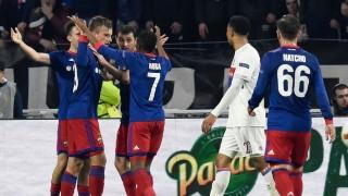 ЦСКА (Москва) шокира Лион във Франция, руснаците напред в Лига Европа след голово шоу! (ВИДЕО)