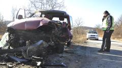 Три жертви на пътя Шумен-Силистра