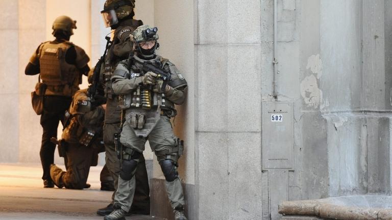 Стрелба и на метростанция в Мюнхен