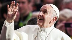 Смята ли папата, че Лео Меси е Бог