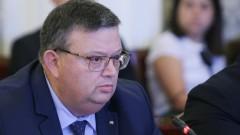 Цацаров поиска временно отстраняване на прокурор от Благоевград