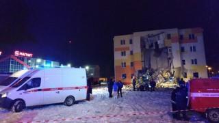 Жертва на взрива в Белгород