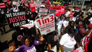 2 млн. кенийци въстанаха срещу леките присъди за изнасилвачите