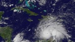 Мощен ураган се насочи към Куба, Ямайка и Хаити