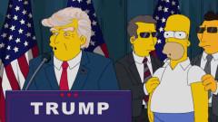 """Тръмп в НАТО е като Хоумър Симпсън в опит да не се """"издъни"""""""