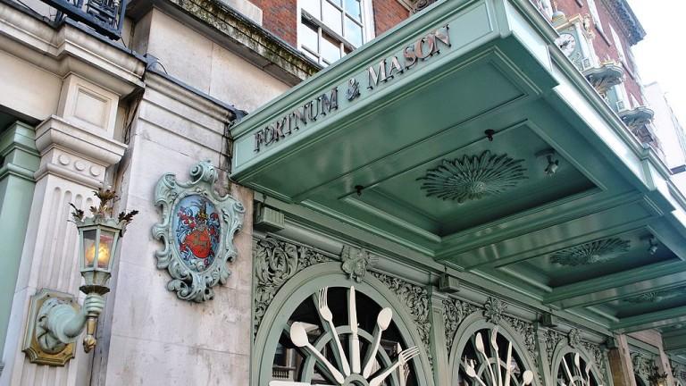 След 314 години веригата магазини на Бъкингамския дворец отваря първи обект в чужбина