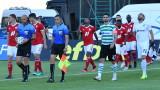ЦСКА подава жалба срещу съдийската бригада, ръководила дербито срещу Черно море
