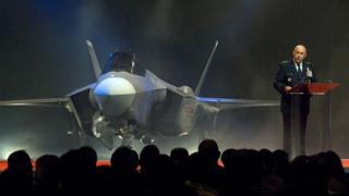 Самолетът F-35 завърши тестовите полети