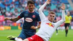 Тимо Вернер подписа нов договор с РБ Лайпциг