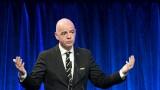 Президентът на ФИФА с изявление за расисткия скандал между България и Англия