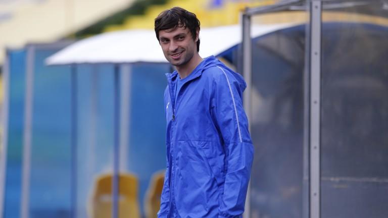 Левски все още иска да си върне свободния агент Мартин Райнов