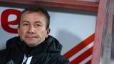 Стамен Белчев: Мачът с Шкендия няма да е просто проверка