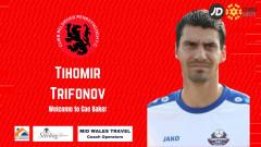 Роден защитник подписа във втора дивизия на Уелс