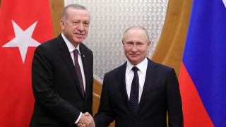 Путин, Ердоган и Рохани обсъждат ситуацията в Идлиб
