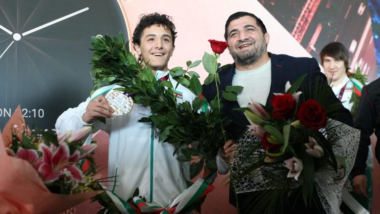 Армен Назарян: Едмонд стана европейски шампион на 18 години, аз започнах на 19