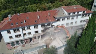 Събарят Стария съвет в Стара Загора
