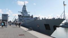 Германия отхвърли протеста на Анкара за претърсвания турски кораб