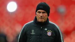Хайнкес: Треньорска смяна не би повлияла негативно на Байерн