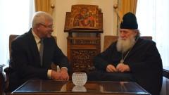 Ананиев поиска от патриарх Неофит да подкрепи донорството