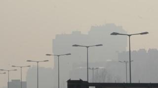 София се нареди на 9-то място в света по мръсен въздух
