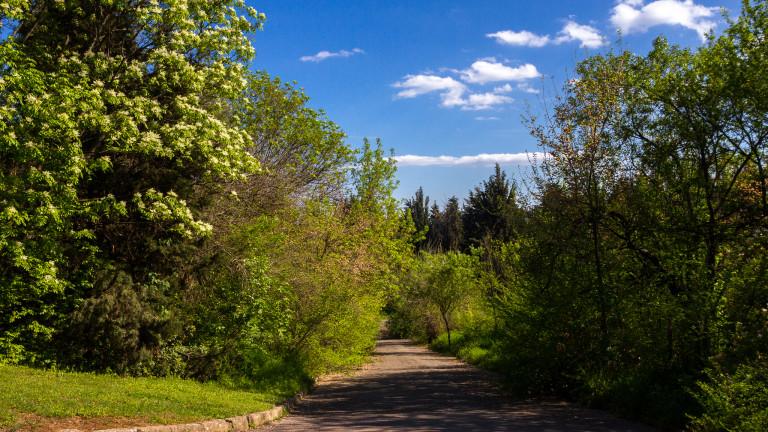 Строят нов парк в Балчик с над 200 хил. лв.