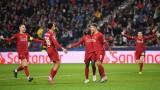 Ливърпул не допусна изненада в Австрия, мърсисайдци решиха всичко за минута
