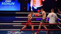 Атанас Божилов защитава световната си титла срещу иберийски кикбокс шампион на SENSHI 5