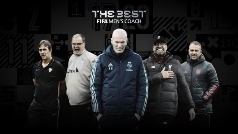 """Ето кои са номинираните за """"Треньор на годината"""""""