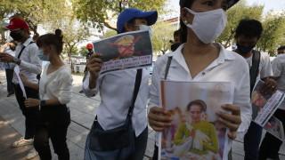 Китай блокира осъждане в ООН на преврата в Мианмар