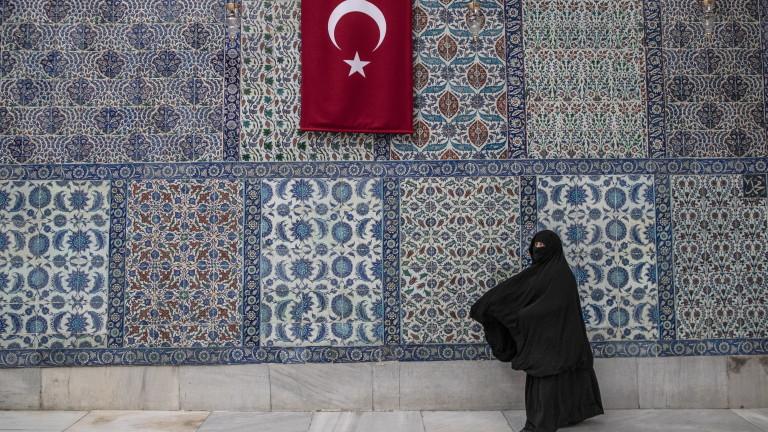 Турция обяви частична блокада