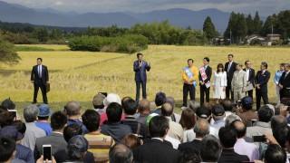 В Япония започна 12-дневната предизборна кампания